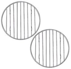 """nice (2 Pack) Round Cooling / Steaming Rack - 6"""" Reviews"""