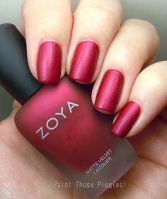 Zoya Posh by Paint Those Piggies!