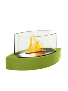 Lexington Tabletop Fireplace from Pop of Color: Outdoor Furniture on Gilt
