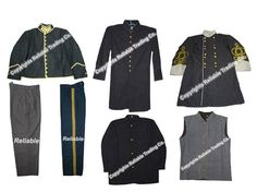 Civil War Uniforms $5~$10