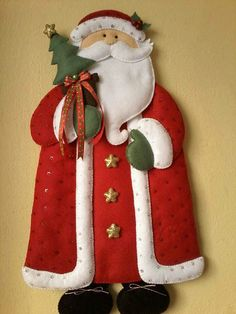 Santa arbolito