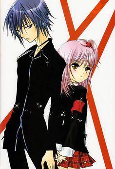 Shugo Chara! Ikuto and Amu