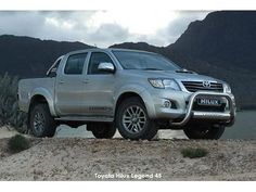 The Legend returns: Toyota Hilux Legend 45 Click image for full articles!!!