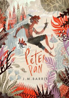 Peter Pan written by J.M. Barrie