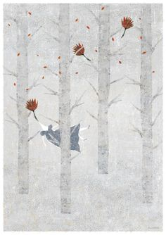 akira-kusaka-illustration:  (c) Akira Kusaka