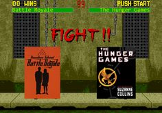 Is The Hunger Games Really a Battle Royale Knock-Off?