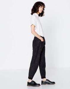Jeans mom fit - Jeans - Abbigliamento - Donna - PULL&BEAR Italia