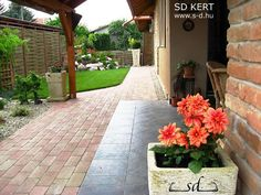 Sidewalk, Patio, Garden, Outdoor Decor, Home Decor, Garten, Decoration Home, Room Decor, Side Walkway