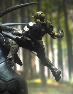 McFarlane's Halo 4: Forward Unto Dawn Statue Revealed
