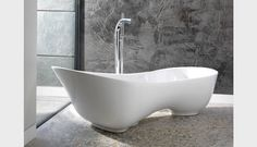 Cabrits Bathtub, Free-standing Bath by Victoria & Albert.  Available from UK Bathrooms:  sales@ukbathrooms.com  #Bathroom #Style