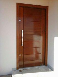 all type door design House Main Door Design, Flush Door Design, Wooden Front Door Design, Home Door Design, Double Door Design, Door Design Interior, Wooden Front Doors, Exterior Design, Modern Entrance Door