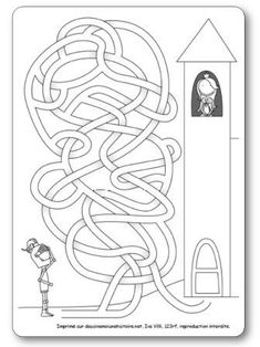 Rapunzel, Chateau Moyen Age, Image Sequence, Mazes For Kids, Fluttershy, Dragon King, Dragon Party, Little Boy And Girl, Toy Craft