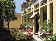 Hotel Villa Medici, Naples Italy (Napoli)