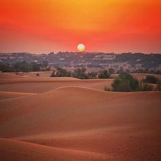 Dubai desert @youngadventuress