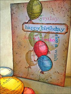 Inspiration Journal » Heather Smith » Birthday Celebrations insert; July 2013