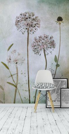 - Bedroom Diy - Lilly is Love Flower Wallpaper, Wall Wallpaper, Photo Wallpaper, Photo Mural, Diy Garden Decor, Handmade Home, Designer Wallpaper, Wall Design, Decoration