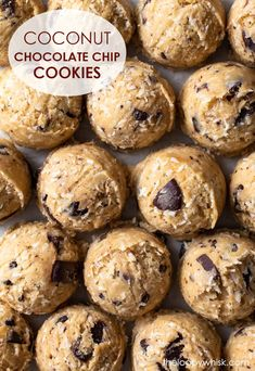 Dairy Free Cheesecake, Raw Cheesecake, Quick Cookies, Basic Cookies, Best Gluten Free Desserts, Healthy Dessert Recipes, Gluten Free Chocolate Chip Cookies, Chocolate Chip Cookie Dough, Easy Cookie Recipes