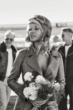 smokingsomethingwithrihanna: Rihanna For Harper's... - One Step Forward