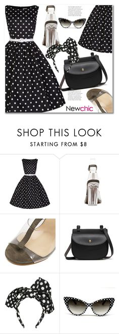 """Newchic 11"" by aida-nurkovic ❤ liked on Polyvore featuring Dolce&Gabbana"