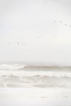 White Foam Wave.