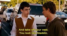 Superbad. Best quote by far.