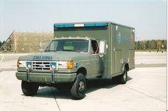 Military Ford F-150 Ambulance