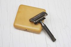 Vintage Ever Ready Shaving Kit in Celluloid Box / by SouthernGilt