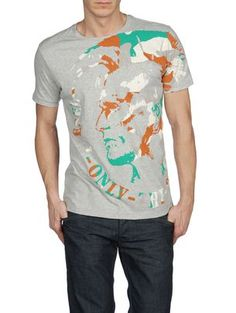 T-shirts & Tops DIESEL: T-FLEET-R