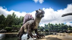Welcome to Ark Survival Evolved