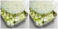 16 geniálnych príloh, na ktoré nepotrebujete zemiaky, ryžu ani cestoviny: Sú zdravé, nesmierne chutné a zatienia aj hlavný chod! Tofu, Cobb Salad, Ham, Potato Salad, Good Food, Veggies, Food And Drink, Low Carb, Snacks