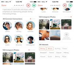 Connect Instagram Account to Tinder - All you need to know about Instagram integration with Tinder