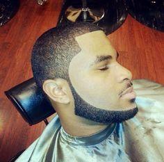 Trendy Summer Haircuts for Men and Women – Fun Hairstyle Ideas Black Haircut Styles, Black Men Haircuts, Cool Mens Haircuts, Stylish Haircuts, New Beard Style, Hair And Beard Styles, Short Hair Styles, Sideburn Styles, Natural Hair Men