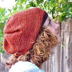 $6 Ravelry: Harvest Moon Hat pattern by Jennette Cross
