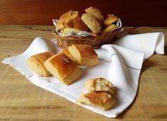 Receita deliciosa de pão ciabatta, preparada na Cooking Chef da kenwood. uma receita simples, deliciosa e rápida de cozinhar.