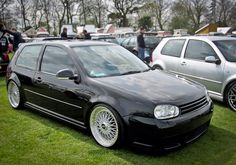 Danz Mk4 Golf on Air Ride    Build thread: http://forums.topmotors.com/topic/853-danz-mk4-golf-smoothed-on-air