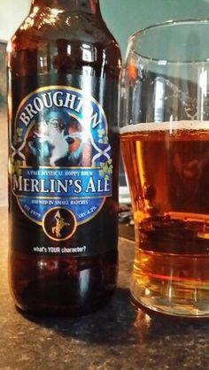 Broughton Ales  - (explore your biking wanderlust on www.motorcyclescotland.com) Malt Beer, Unusual Names, Epic Of Gilgamesh, Beer Brands, Brew Pub, Beverages, Drinks, Wine And Beer, Root Beer