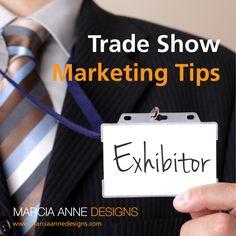 Trade Show #Marketing Tips. #EventProfs #MeetingProfs