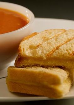 Delicious soup and sandwich combinations!