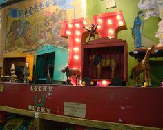 vintage circus decor