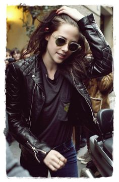 Kristen Stewart Street Style Looks 2