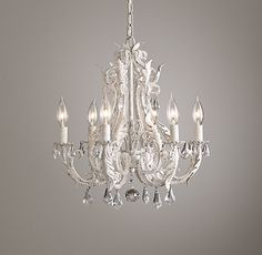 Salento 6 light chandelier take me home pinterest master palais small chandelier rustic white for over the bathtub aloadofball Choice Image