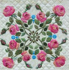 Mi Amor details by Margarete Heinisch  Lovely!!