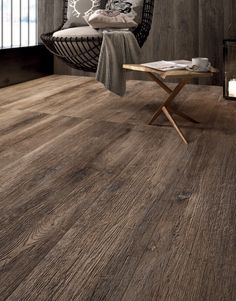 Ariana Legend Havanna 8 in. x 48 in. Porcelain Wood Look Tile