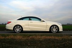E COUPE BY AMG