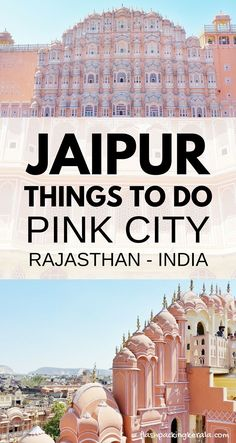 3 days 👑 BEST places to visit in Jaipur itinerary 👑 Backpacking Rajasthan North India India. pinky city india with things to do in jaipur for golden triangle tour. Backpacking india t Beautiful Places To Visit, Cool Places To Visit, Places To Travel, Travel Destinations, Travel Tips, Travel Ideas, Travel Info, Delicious Destinations, Travel Hacks