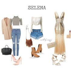 SELENA GOMEZ STYLE Selena Gomez Style, Shoe Bag, How To Wear, Stuff To Buy, Shopping, Collection, Design, Women, Fashion