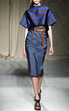 Aquilano.Rimondi Spring/Summer 2014 Trunkshow Look 22 on Moda Operandi