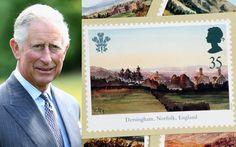 prince charles watercolors | Prince Charles