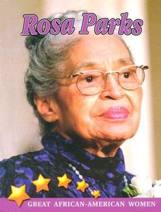 Rosa Parks Rosa Parks Book, Civil Rights Movement, Bus Driver, African American Women, Acting, Reading, Books, Libros, Book