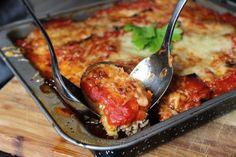 Roulés d'Aubergines à la viande hachée - MISS MALAKOFF CUISINE: recettes de cuisine facile